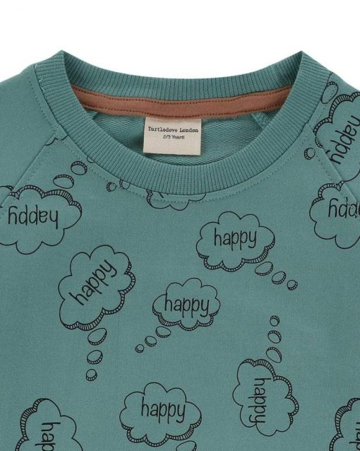 Gender Neutral Happy Thoughts Sweatshirt