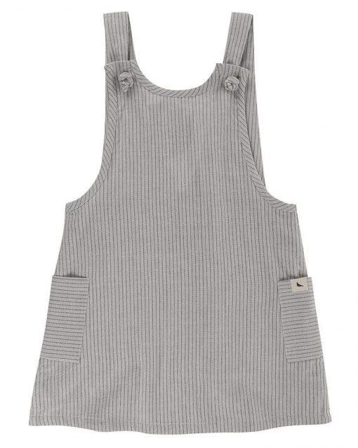 Turtledove London Reversible Stripe Pini Dress