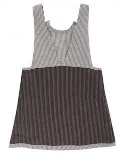 Organic Baby and Toddler Stripe Dress Turtledove London