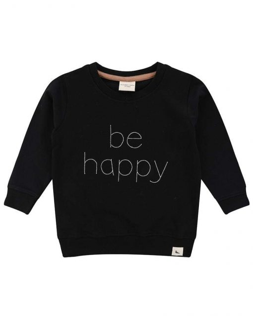 Turtledove London Be Happy Sweatshirt