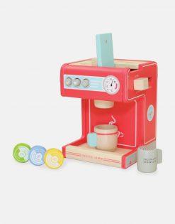 Indigo Jamm Jamm Wooden Coffee Machine