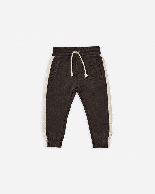Vintage Black Jogger Pant by Rylee + Cru