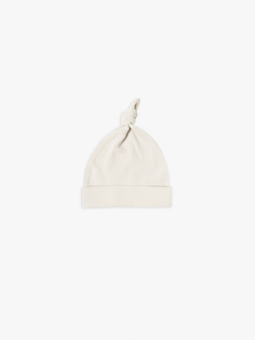 Quincy Mae Ivory Baby Hat