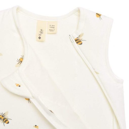 Buzz Bee Print Sleep Bag from Kyte Medium-Weight