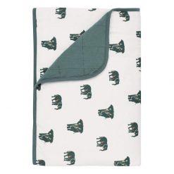 Kyte Toddler Blanket in Elephant 1.0 TOG