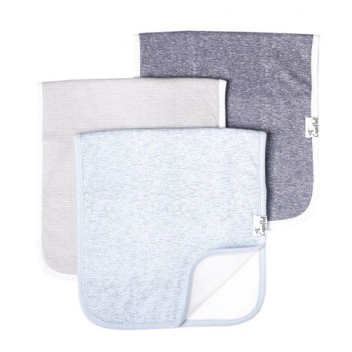 Copper Pearl Lennon Burp Cloth Set 3-Pack
