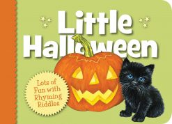 Little Halloween Board Book