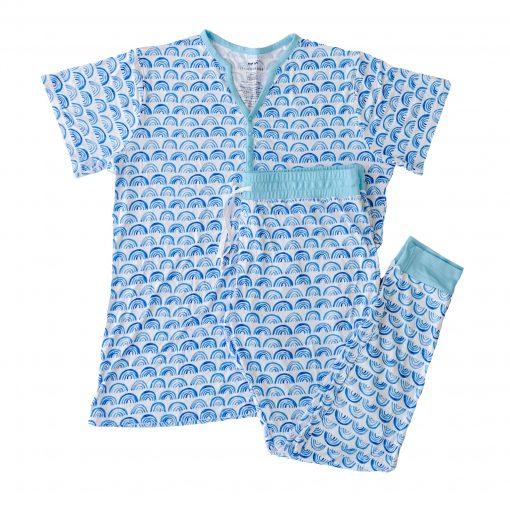 Women's Two-Piece Bamboo Pajama Set Little Sleepies