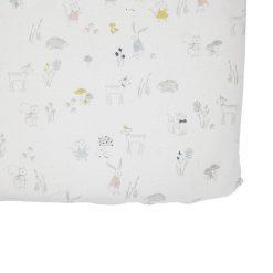 Pehr Organic Cotton Crib Sheet Magical Forest