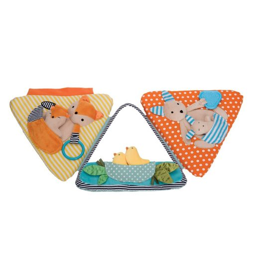 Triangle play toy for kids
