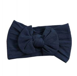 Emerson and Friends Navy Blue Baby Headband