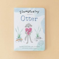 Slumberkins Otter Board Book