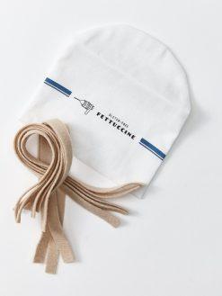 drawstring bag pasta and anchovies