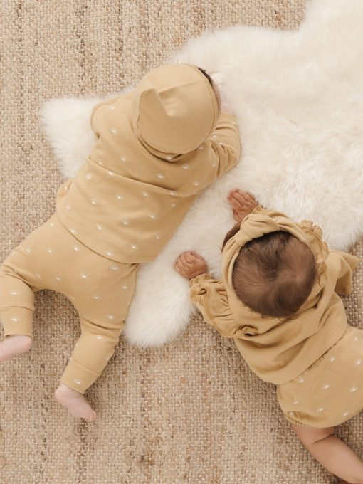Organic Cotton Baby Bottoms by Quincy Mae