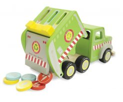 Recycling truck toy for kids