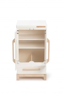 Milton & Goose Wooden Refrigerator with Updated Interior