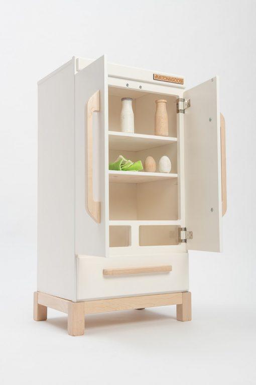 Grey Milton & Goose Refrigerator