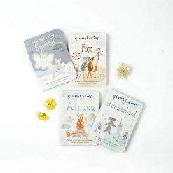 Board Books to Teach Resiliance from Slumberkins