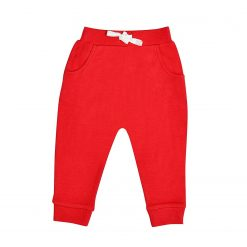 finn + emma Red Lounge Pants