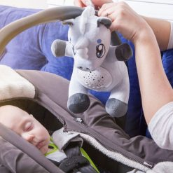 LumieWorld Sound and Light Soother Plush Unicorn