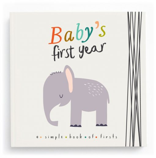 Lucy Darling Little Animal Lover Memory Baby Book