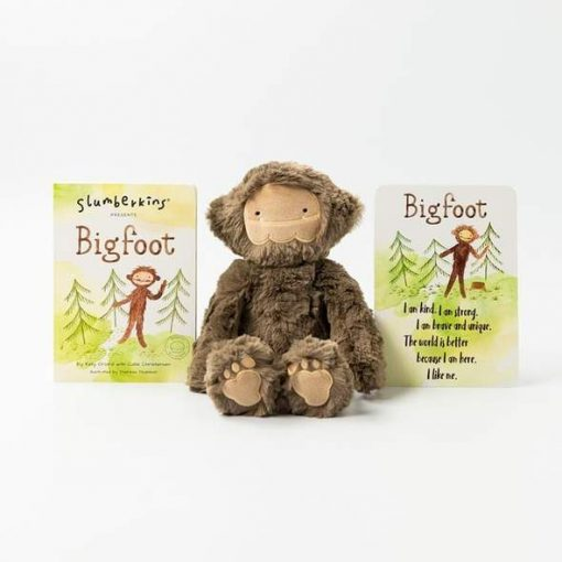 Bigfoot Kin and Board Book Bundle