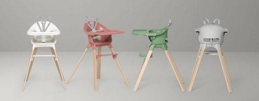 Stokke Clikk High Chair Red-Dot Winner