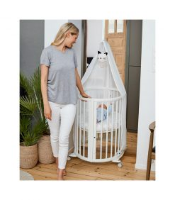 Stokke Sleepi Accessory Transparent White Canopy