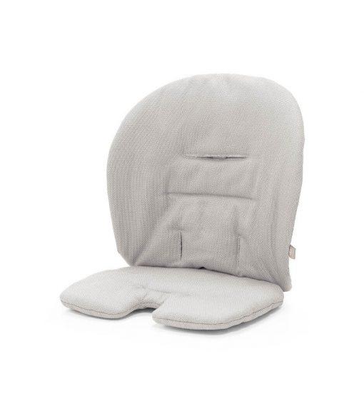 Timeless Grey OCS Stokke Steps Baby Set Cushion