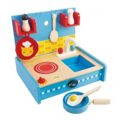 Pop Up Kitchen Tender Leaf Toys Spread Out Items