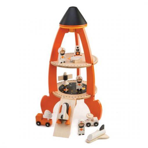 Tender Leaf Toys Cosmic Rocket Set