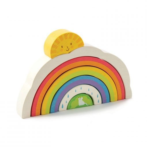 Rainbow Tunnel from Tender Leaf Toys