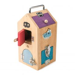 Monster Lock Box from Tender Leaf Toys