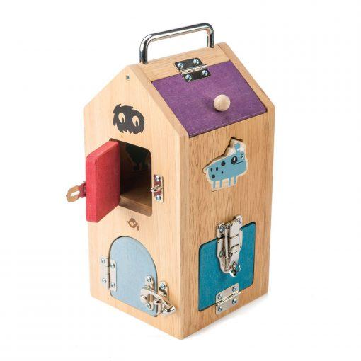 Monster Lock Box from Tender Leaf Toys