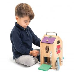 Box toy for kids