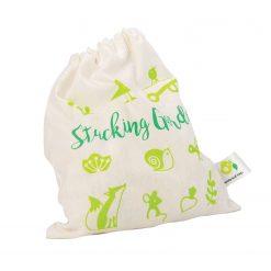 Drawstring Bag Stacking Toy