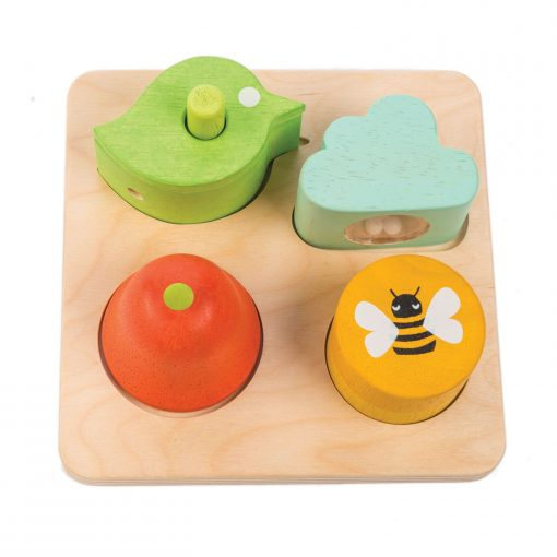 Audio Sensory Trays from Tender Leaf Toys