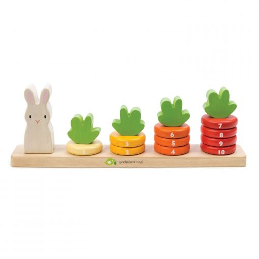 Counting Carrot from Tender Leaf Toys