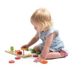 Garden game for kids