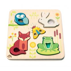 Touchy Feely Animals from Tender Leaf Toys