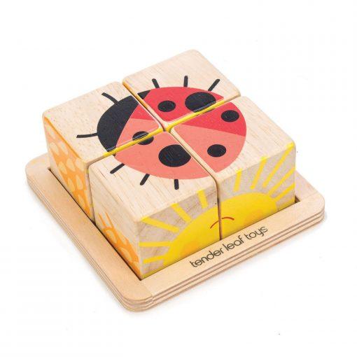 Baby Blocks from Tender Leaf Toys