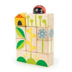 Garden Theme Blocks for Kids