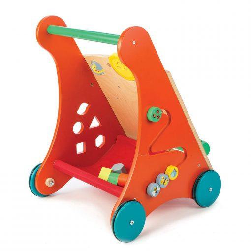 Activity walker for babies