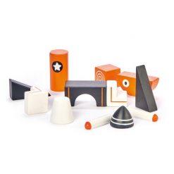 Galaxy Magnetic Blocks Tender Leaf Toys