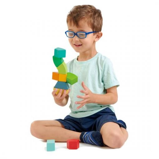 Magnetic Block Set for Babies and Toddlers