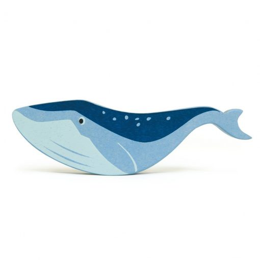 Whale Wooden Toy