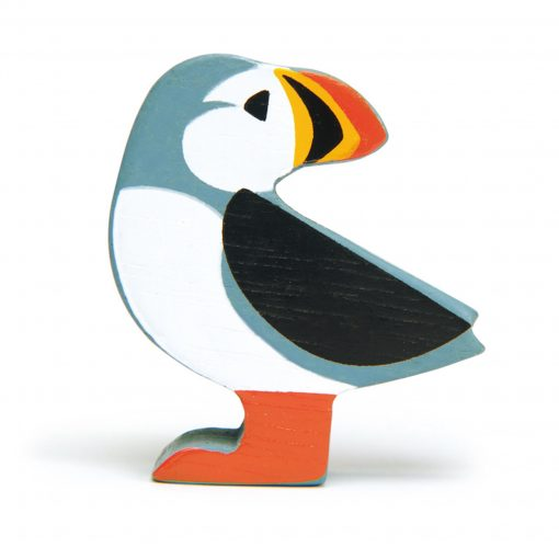 Puffin Wooden Toy