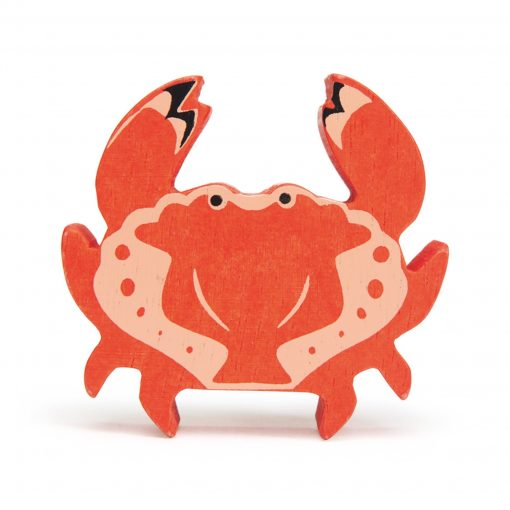 Crab Wooden Toy