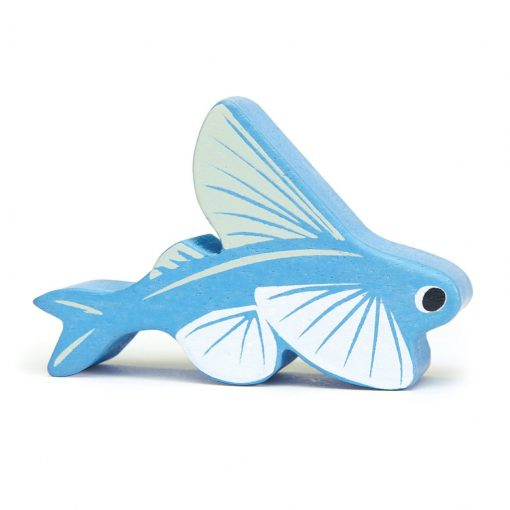 Flying Fish Wooden Toy