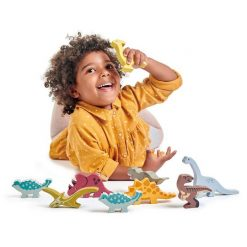 Fun Playtime Dinosaur Playset